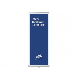 Expolinc RollUp Compact 85x200 cm + tisk