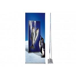 Expolinc RollUp Classic 115x215 cm + tisk