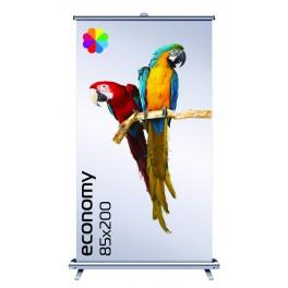 PrintStore RollUp 85x200 cm včetně tisku