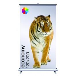 RollUp economy 120x200 cm