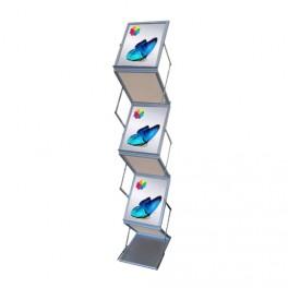 PrintStore stojan na letáky Z-SHAPE taška
