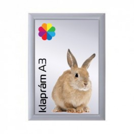 PrintStore Klaprám A3, profil 25mm