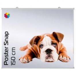PrintStore, Plakátový rám (poster snap) 150 cm